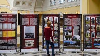Kiállítás van Debrecenben a kárpátaljai magyarok 1944-es deportálásáról