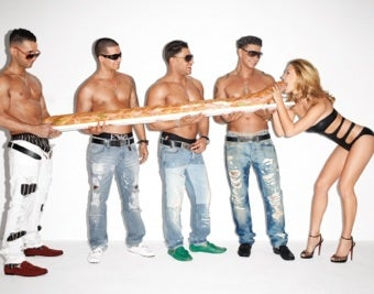 Terry Richardson's Jersey Shore Shoot Is Pretty Much Exactly What You Expected It To Be
