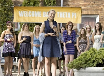Sorority Row: Tedious, Unintentionally Horrifying