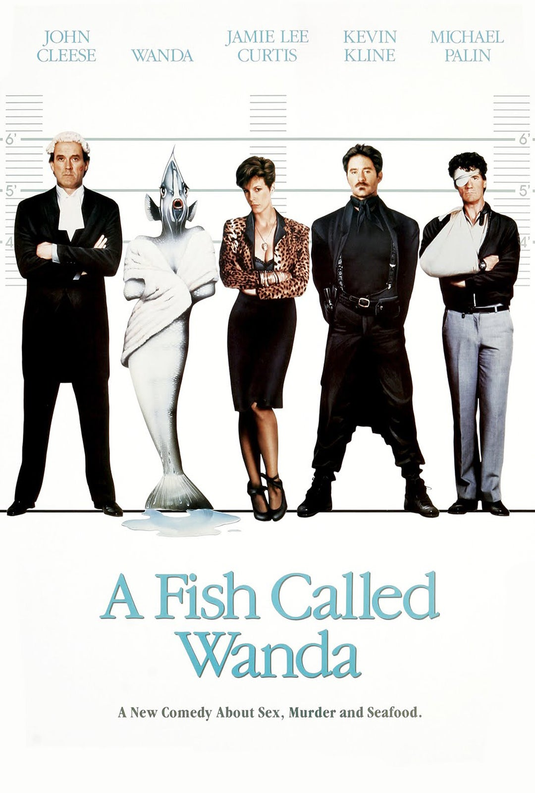 Your weekly oscar season movie guide to movies you for A fish called wanda cast