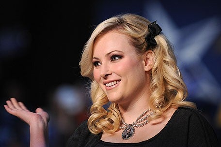 Meghan McCain Won't Share Ticket With 'Dumbass' Joe The Plumber