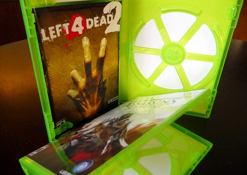 Changing Video Game Cases Go For The Green