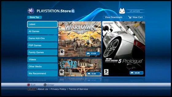 Is the PSN Getting a Makeover?