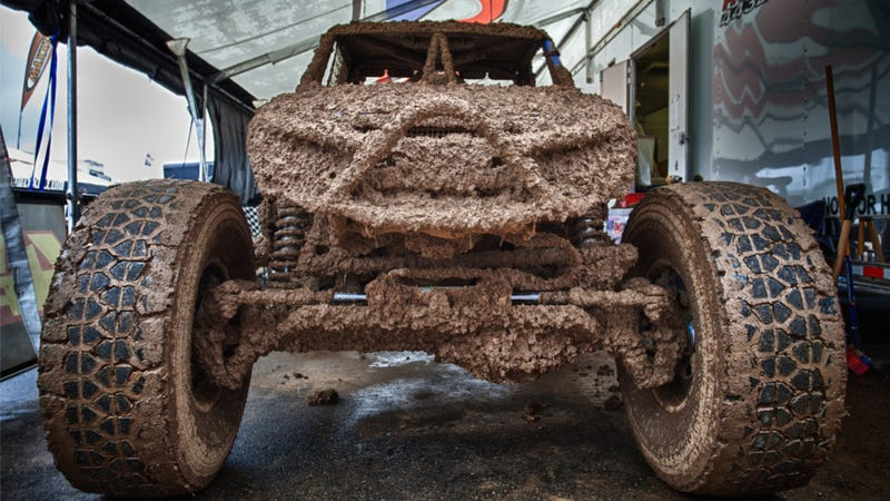 Your Ridiculously Awesome And Muddy Wallpaper Is Here