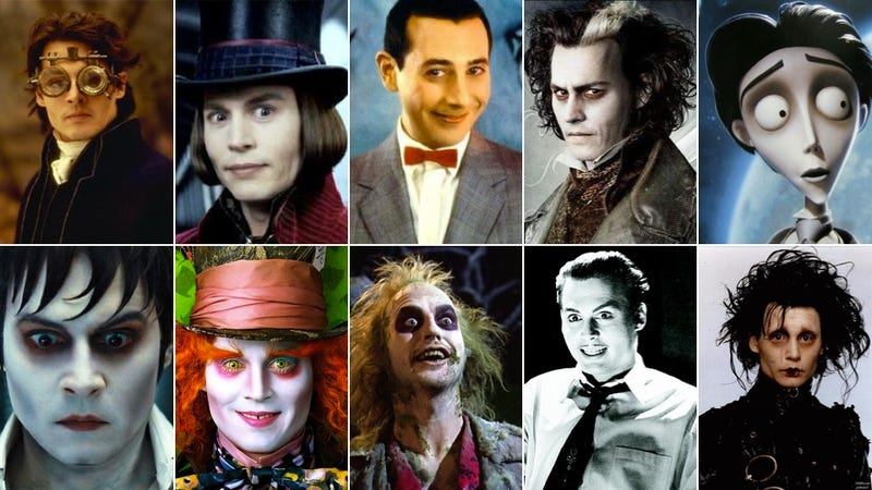 10 Things You'll See in Almost Every Tim Burton Movie