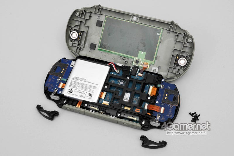 How To Access Your Vita's Battery