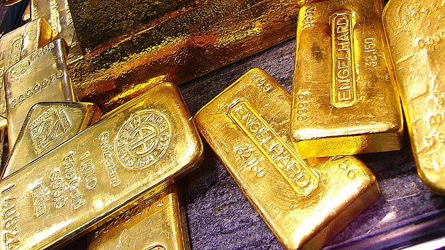 Germany's Post-World War I Scheme to Extract Gold from Water