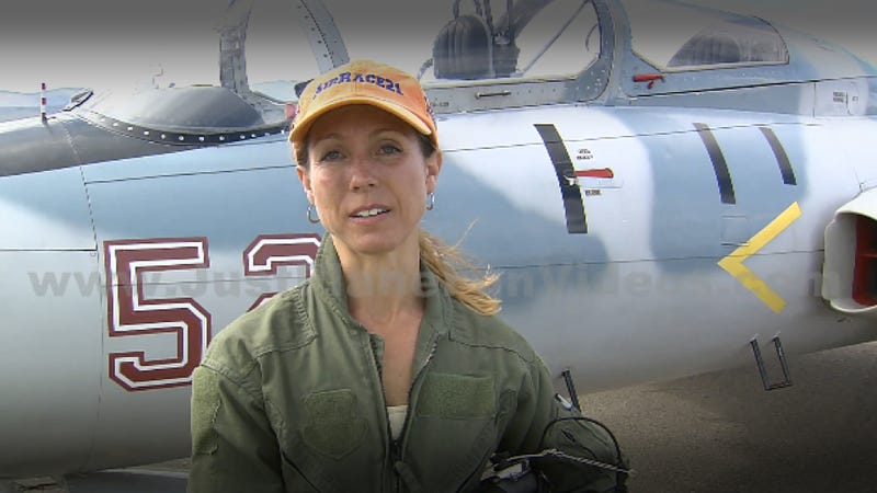 This woman was going to fly her jet fighter into Flight 93 on 9/11