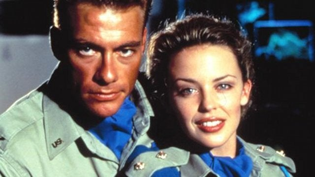 Jean-Claude Van Damme Cheated on His Wife With Kylie Minogue While Filming Street Fighter