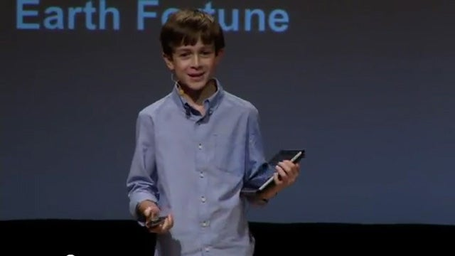 Watch a 12-Year-Old Put Your Startup To Shame