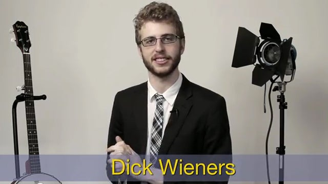 This Week's Top Web Comedy Video: Dick Wiener's Name Changery