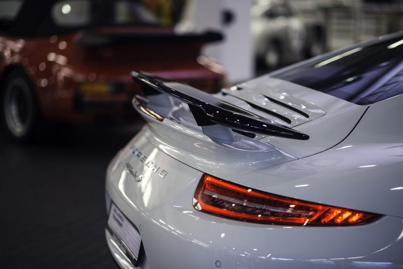Porsche Exclusive Built An Exclusive Turbo S Exclusively For Britain