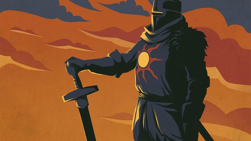 Sweet Dark Souls Posters Look Suitably Satisfying