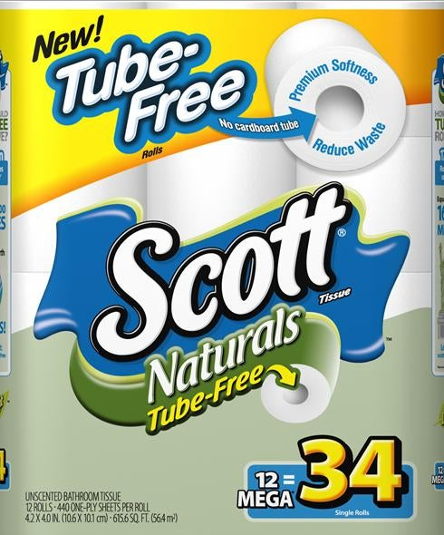 Are You Ready For Tube-Free Toilet Paper?
