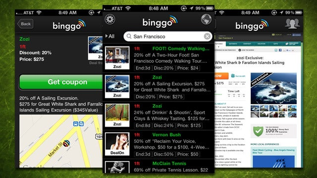Binggo Consolidates All Today's Local Daily Deals into One App