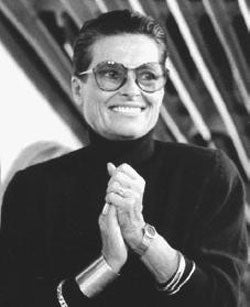 Liz Claiborne: From 'Little House' to House Of Style