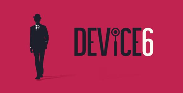 Played Device 6 last night.