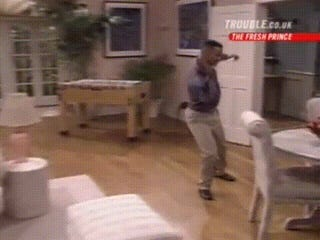 I Can't Stop Looking At Fresh Prince Dancing GIFs