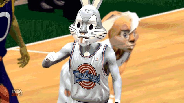 The Space Jam Video Game We Deserve