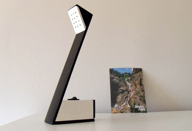 Make a Stylish LED Lamp for About $3