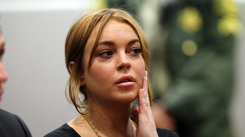 Lindsay Lohan Missed Her Flight to L.A. with a Court Date Looming Monday Because Of Course She Did