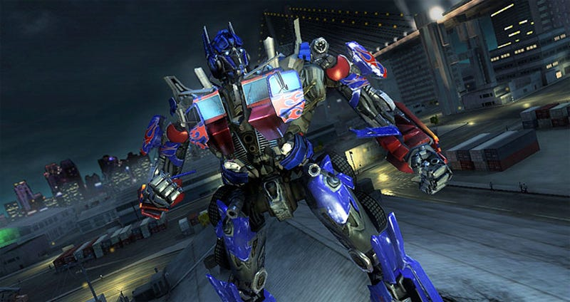 Transformers: Revenge of the Fallen Site Is Shia Free