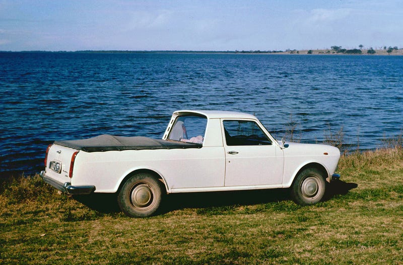 These Classic Ute Photos Will Make You All Camino