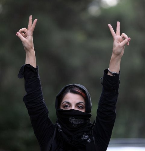 Iranian Women Still Fighting For A True Democracy