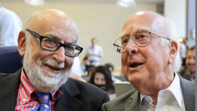 Higgs Boson Scientists Win Nobel Prize in Physics