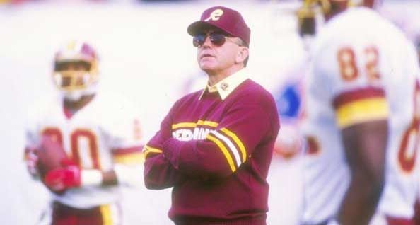 Joe Gibbs Decides That's Just About Enough