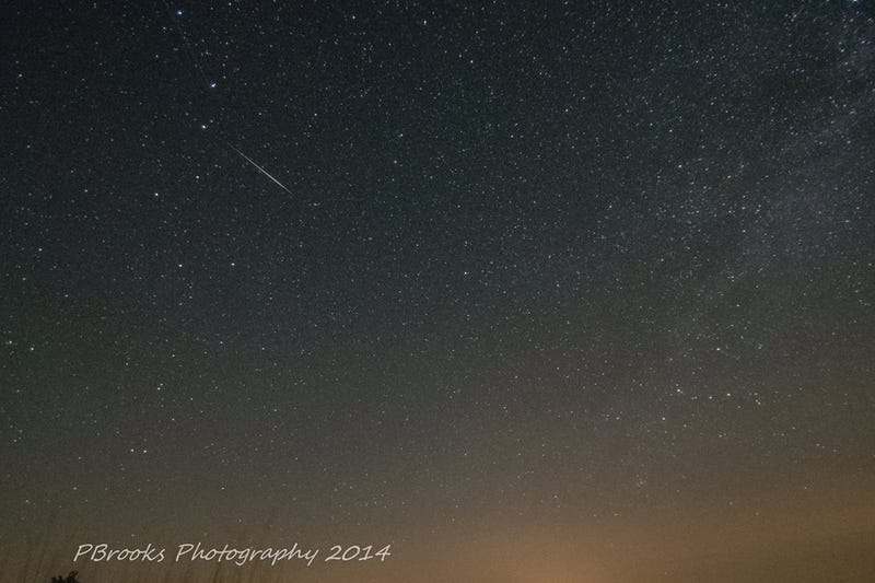 Share Your Photos of This Weekend's Never-Before-Seen Meteor Shower