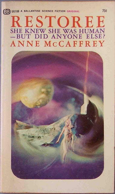 Hollywood is filming the wrong Anne McCaffrey novel