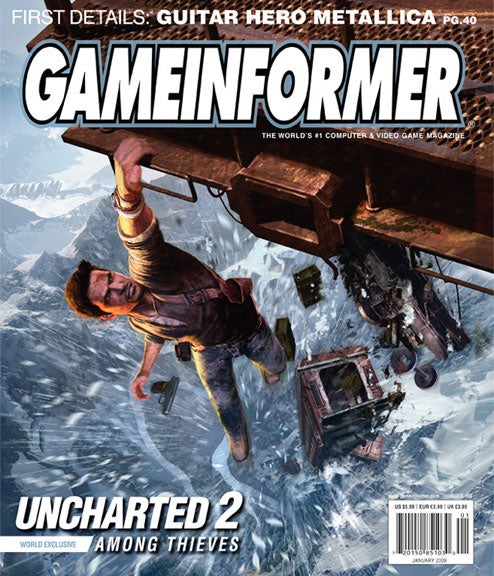 First Uncharted 2 Details From Game Informer