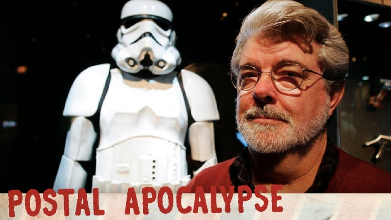 Will We Ever Forgive George Lucas?