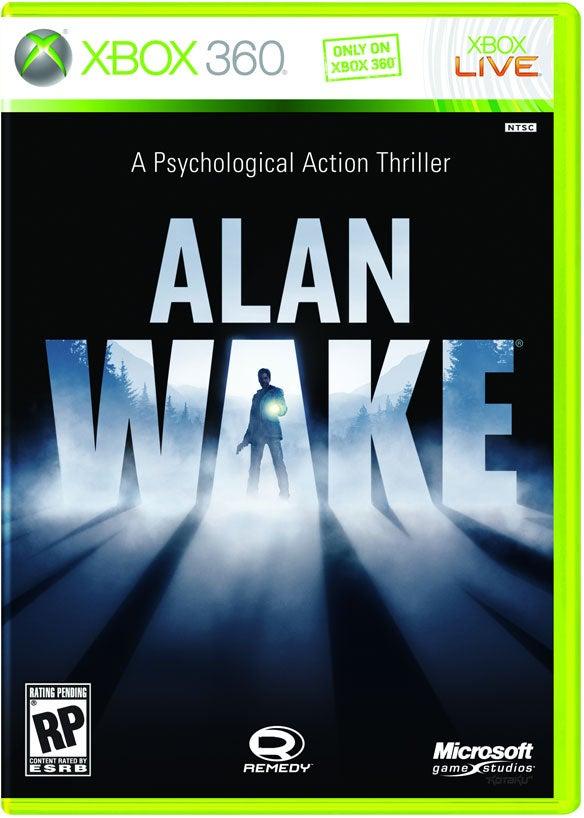 Box Art Shootout: Halo: Reach, Crackdown 2 & Alan Wake
