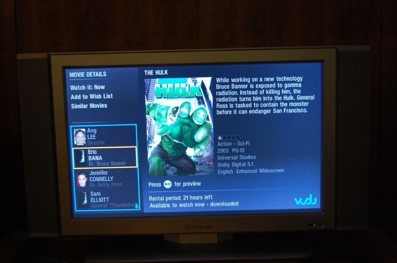 New Details and Screenshots of the Vudu Video-On-Demand Box
