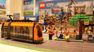 The 2015 Nuremberg Toy Fair images show all the amazing upcoming Lego