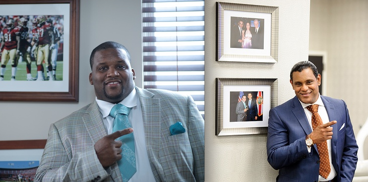"Anthony ""Spice"" Adams Created The Perfect Sammy Sosa Pinterest Parody"