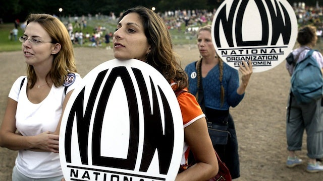 The Book Of Jezebel: N Is For National Organization For Women