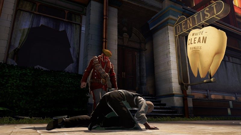 Four New Bioshock Infinite Screens and a PAX Panel You Might Want To Catch