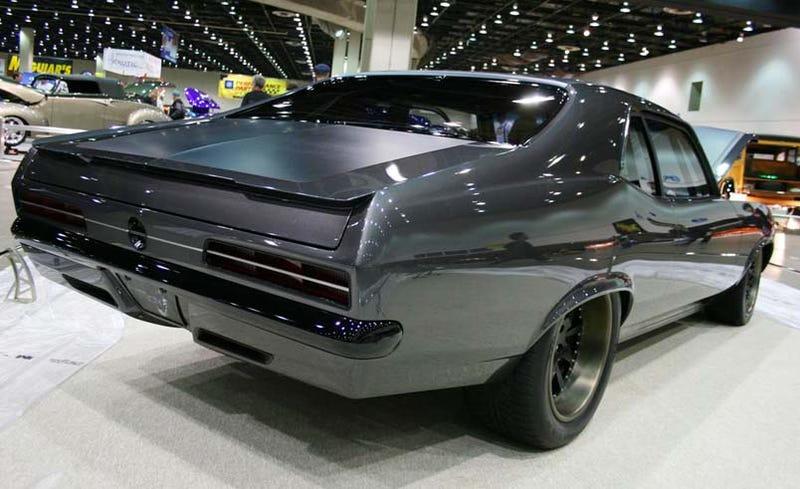 2009 Detroit Autorama Wrap Up: Driving Out