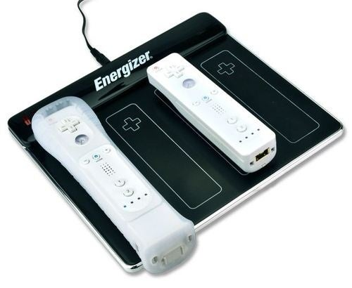 Wii Energizer 4X Charging Station Review: Induction Into the Hall of Fame