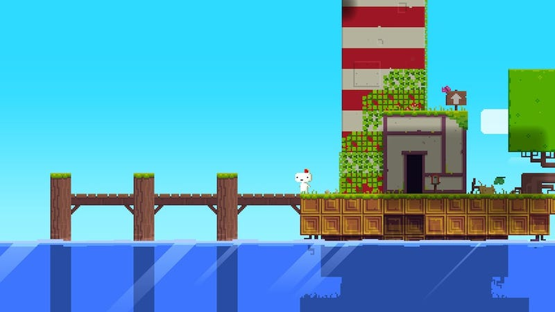 Fez Won't Be Fixed Because Microsoft Wants a Ton of Money