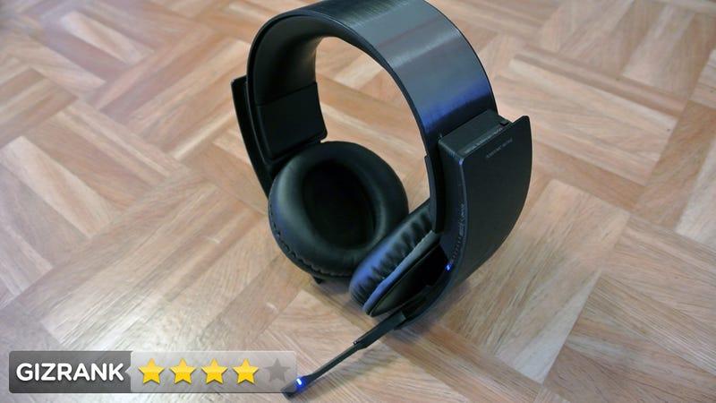 PlayStation 3 Official Wireless Headphones Lightning Review: KILL KILL KILL