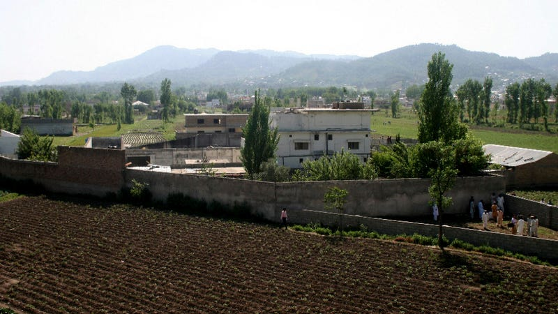 Pakistan Plans to Demolish Bin Laden's Compound—With RPG's