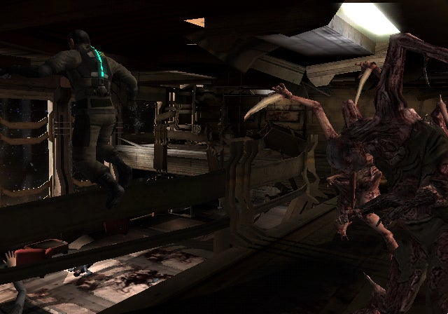 Dead Space: Extraction Preview: Can't Stop Shaking