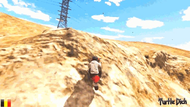 Crazy Stunts Like These Are the Best Reason to Keep Playing GTA V
