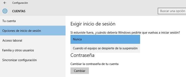 Cómo saltarse la pantalla de inicio de sesión en Windows 10