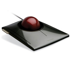 Kensington SlimBlade Trackball Built to Handle Digital Content