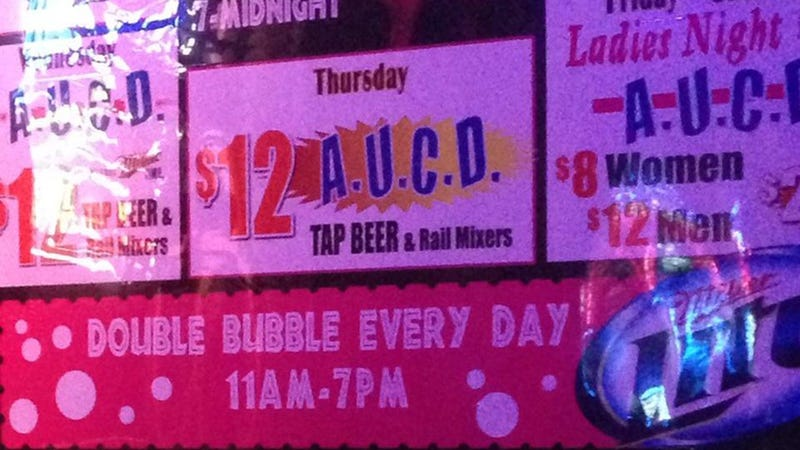 Lingerie Night at the Eager Beaver Bar Canceled After Kidnapping Attempt